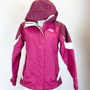 North Face hyvent women's jacket coat